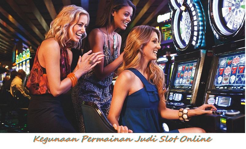 Permainan Judi Slot Online Uang asli di situs judi slot